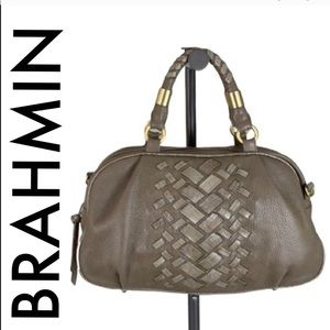 👑 BRAHMIN SHOULDER / ARM BAG 💯AUTHENTIC